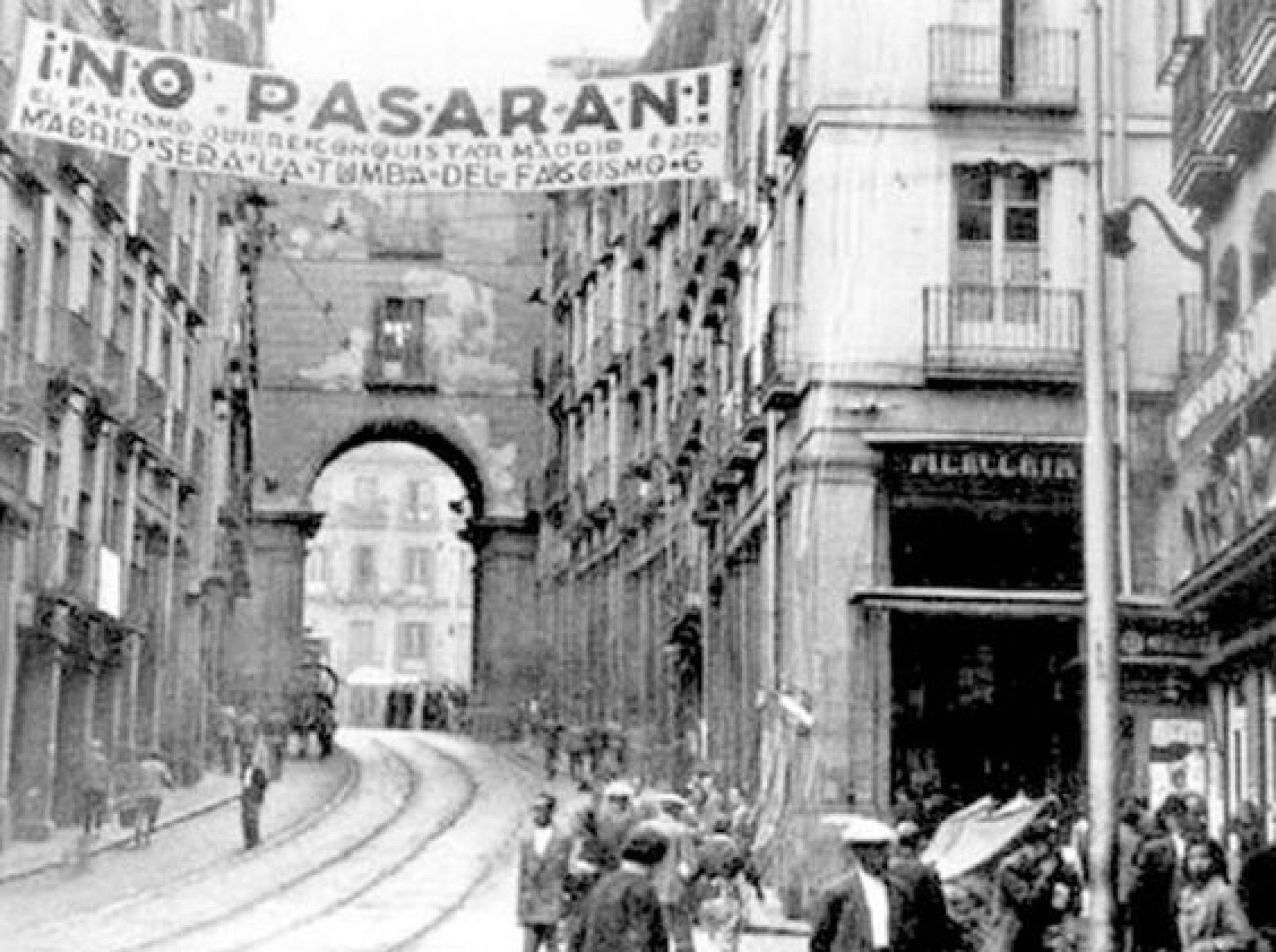 SPA 356 La guerra civil española y revolución